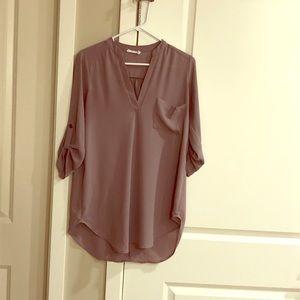 Lush lavendar blouse